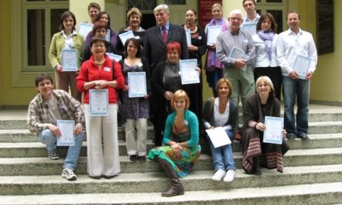 Kurs Florystycznych Sędziów Europejskich