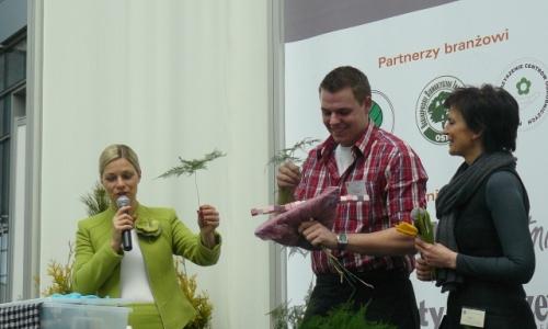Pokazy Florystyczne 2010
