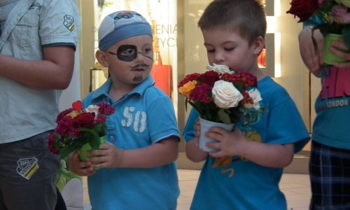 Konkurs dla dzieci w Galerii AMBER
