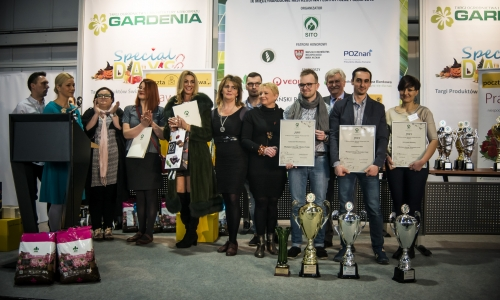 IX Międzynarodowe Mistrzostwa Florystyczne Polski 2016-laureaci